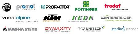 Teilnehmende Firmen