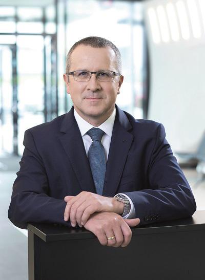 Robert Machtlinger, CEO von FACC